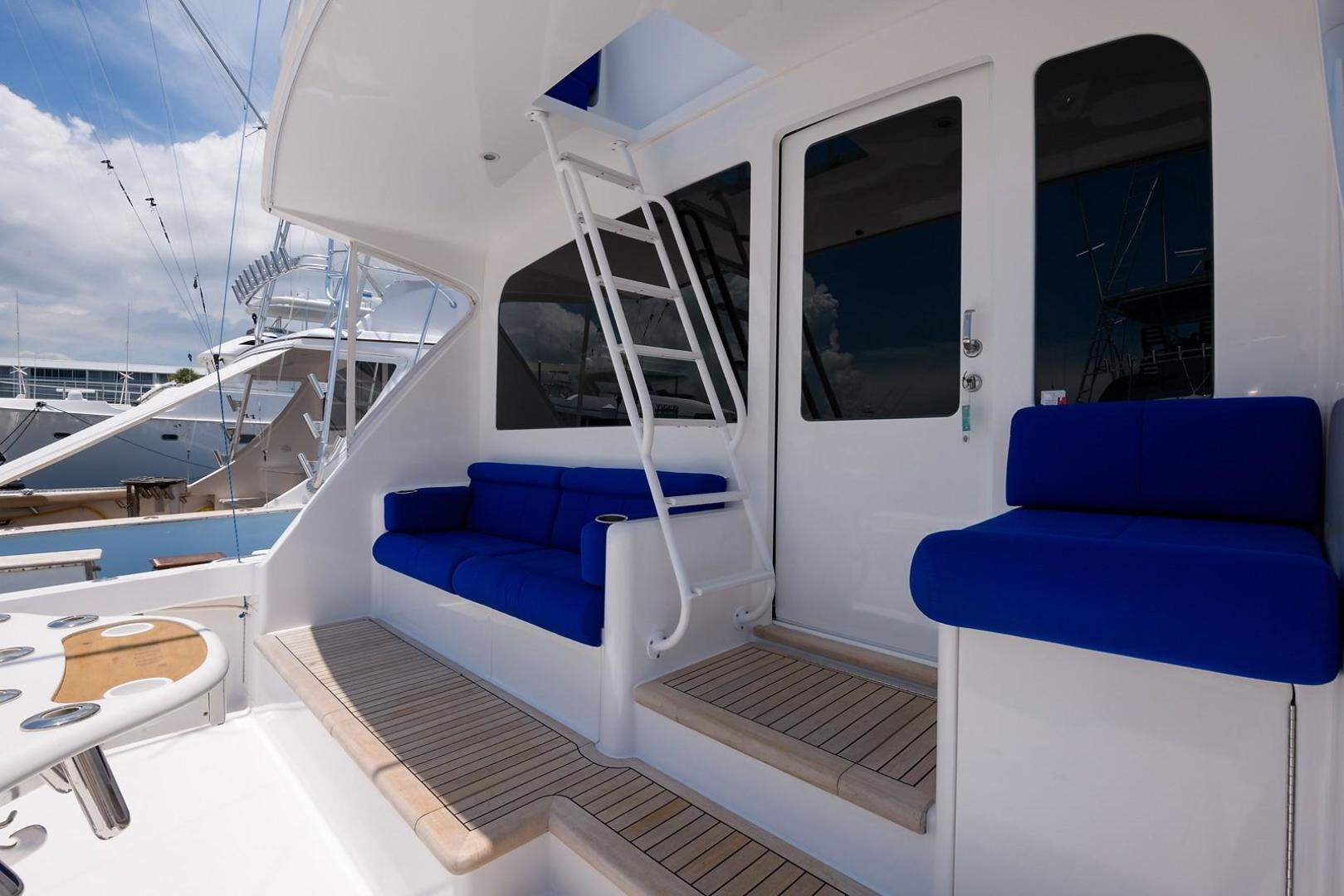 Viking-61 Enclosed Bridge Convertible 2005-Ya Ya Ya North Palm Beach-Florida-United States-1258063 | Thumbnail