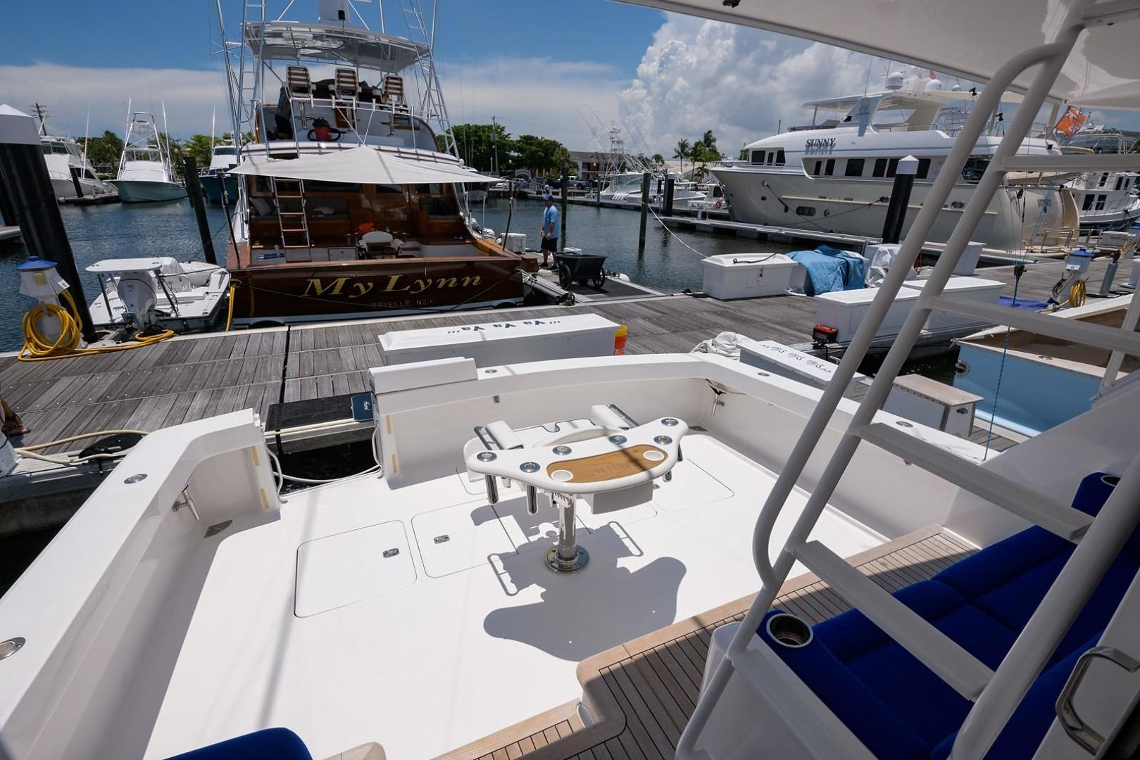 Viking-61 Enclosed Bridge Convertible 2005-Ya Ya Ya North Palm Beach-Florida-United States-1258056 | Thumbnail