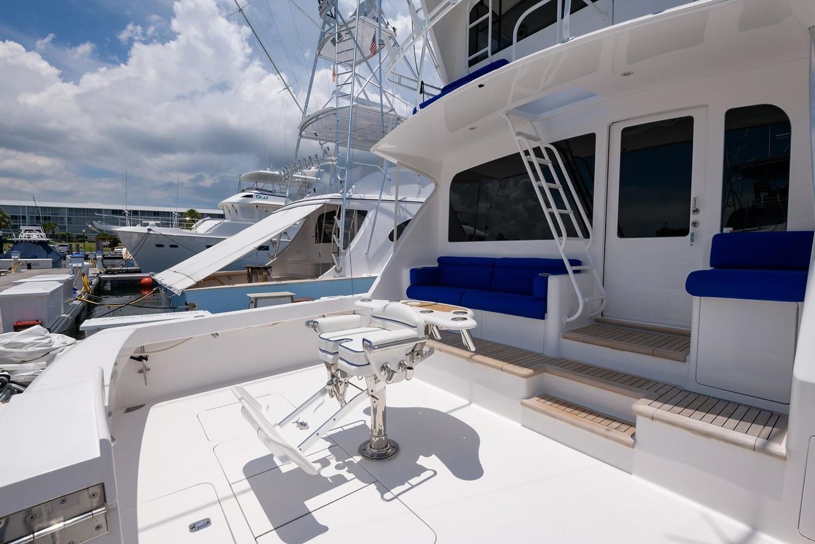Viking-61 Enclosed Bridge Convertible 2005-Ya Ya Ya North Palm Beach-Florida-United States-1258057 | Thumbnail