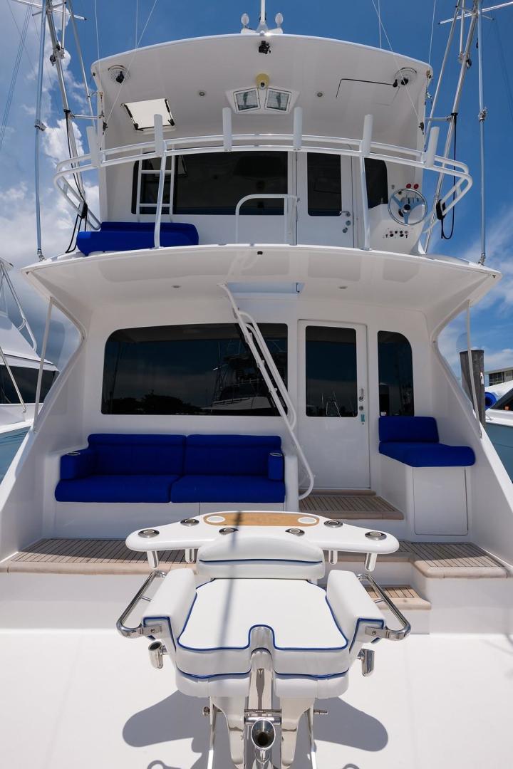 Viking-61 Enclosed Bridge Convertible 2005-Ya Ya Ya North Palm Beach-Florida-United States-1258059 | Thumbnail