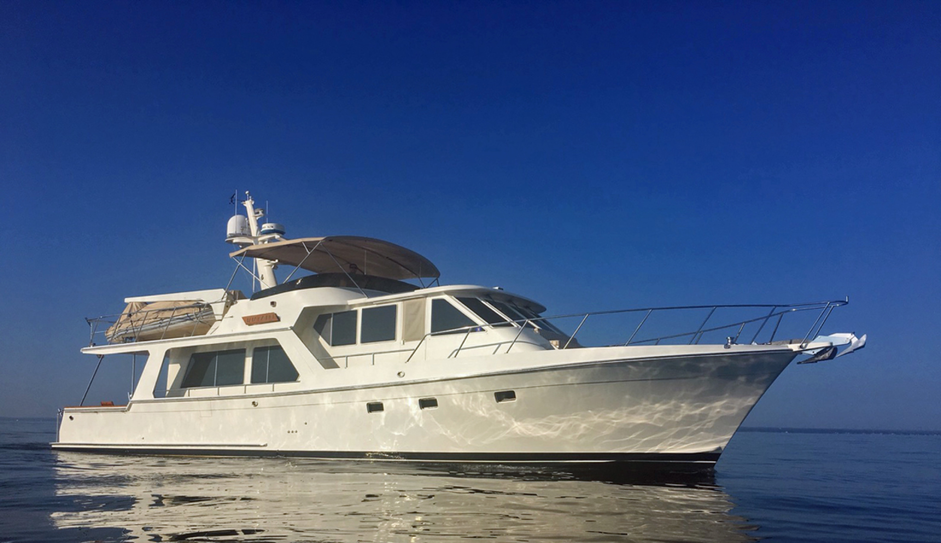 Picture Of: 62' Offshore Yachts Pilothouse 1999 Yacht For Sale | 1 of 30