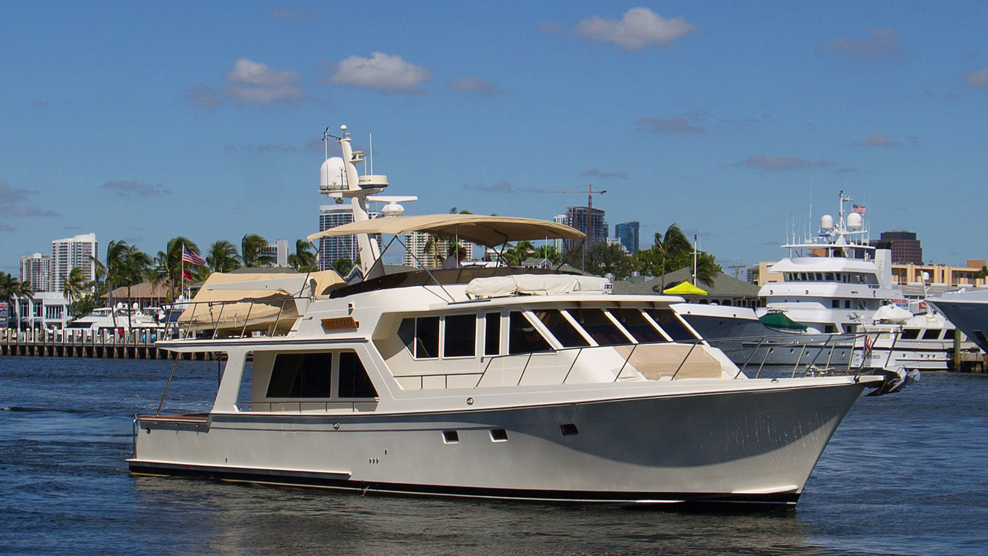Picture Of: 62' Offshore Yachts Pilothouse 1999 Yacht For Sale | 1 of 21