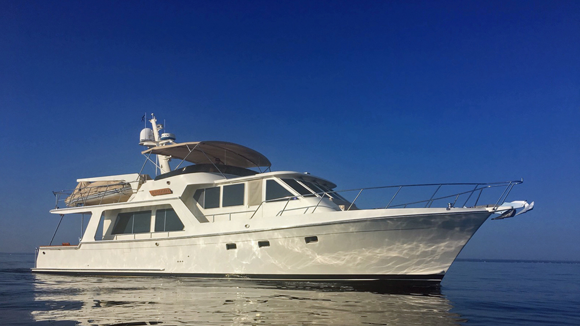 Picture Of: 62' Offshore Yachts Pilothouse 1999 Yacht For Sale | 2 of 21