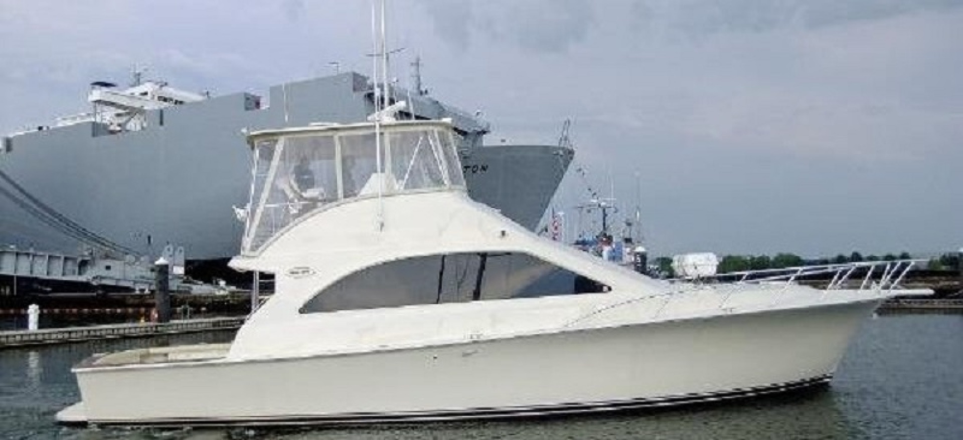 Picture Of: 48' Ocean Yachts 48 Super Sport 2002 Yacht For Sale | 1 of 78