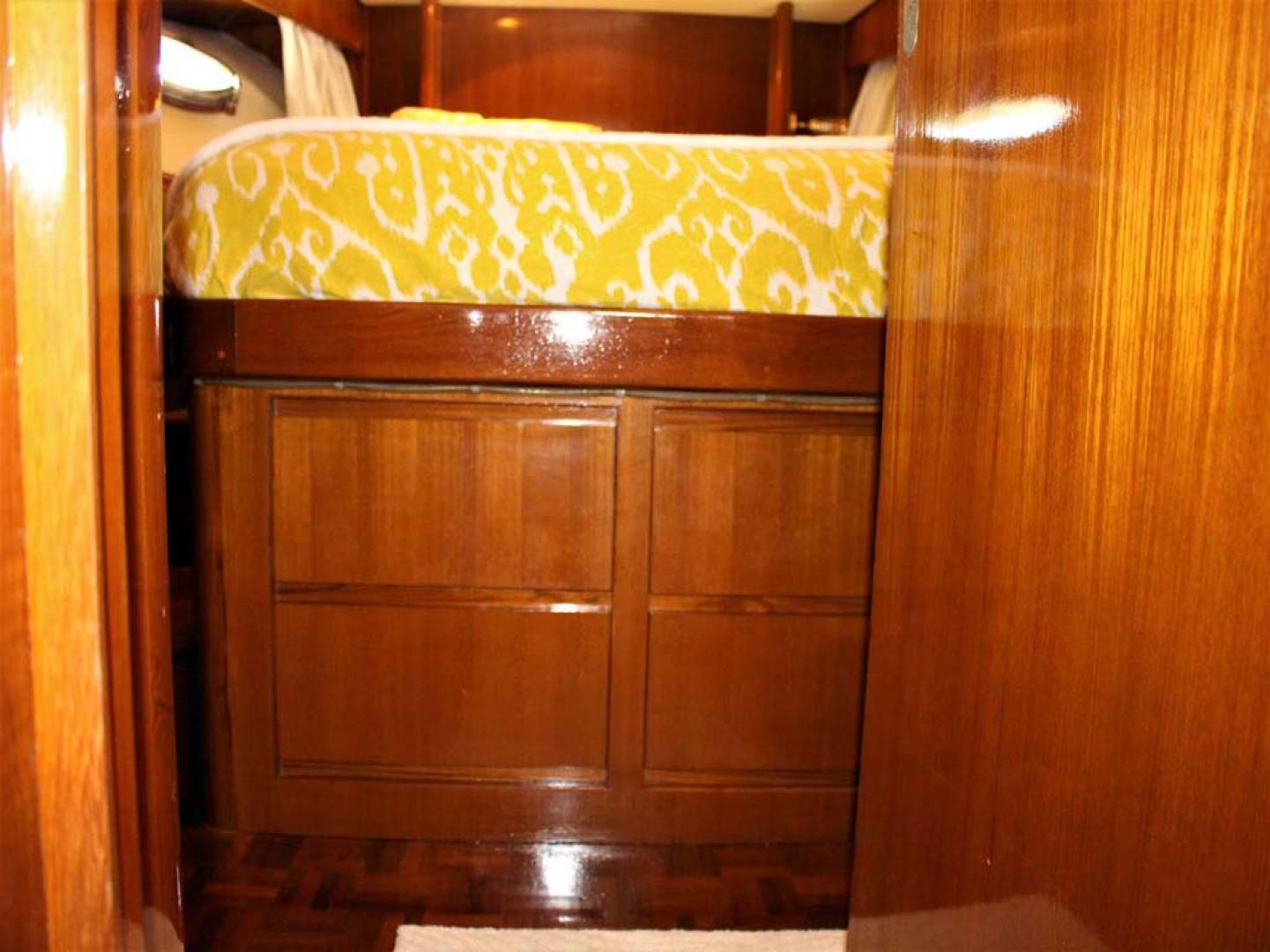 Ocean Alexander-500 Sports Sedan 1998-Queezy Fort Pierce-Florida-United States-Master Under Bed Storage-1261577 | Thumbnail