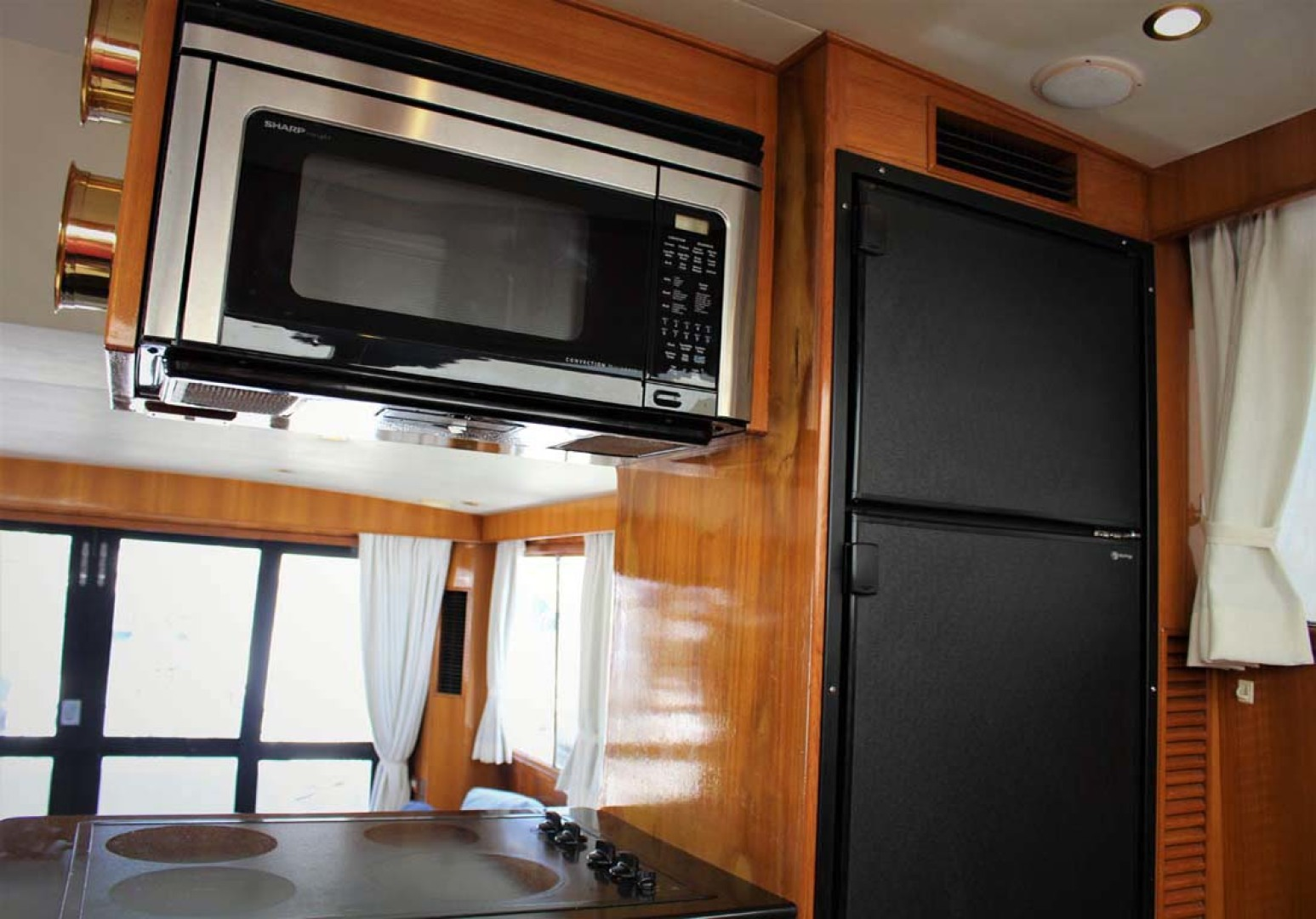 Ocean Alexander-500 Sports Sedan 1998-Queezy Fort Pierce-Florida-United States-Galley Appliances-1261574 | Thumbnail