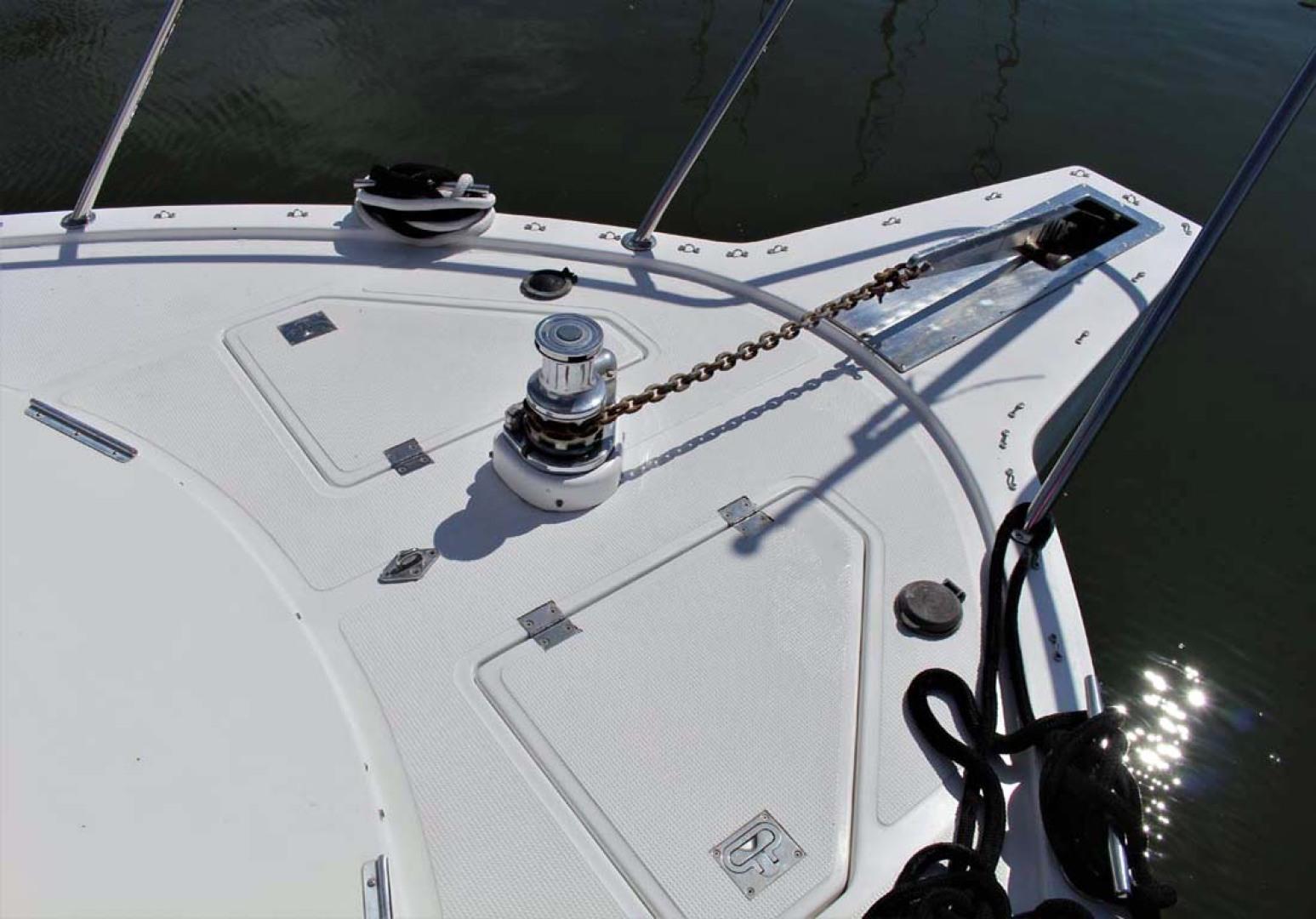 Ocean Alexander-500 Sports Sedan 1998-Queezy Fort Pierce-Florida-United States-Windlass-1261568 | Thumbnail