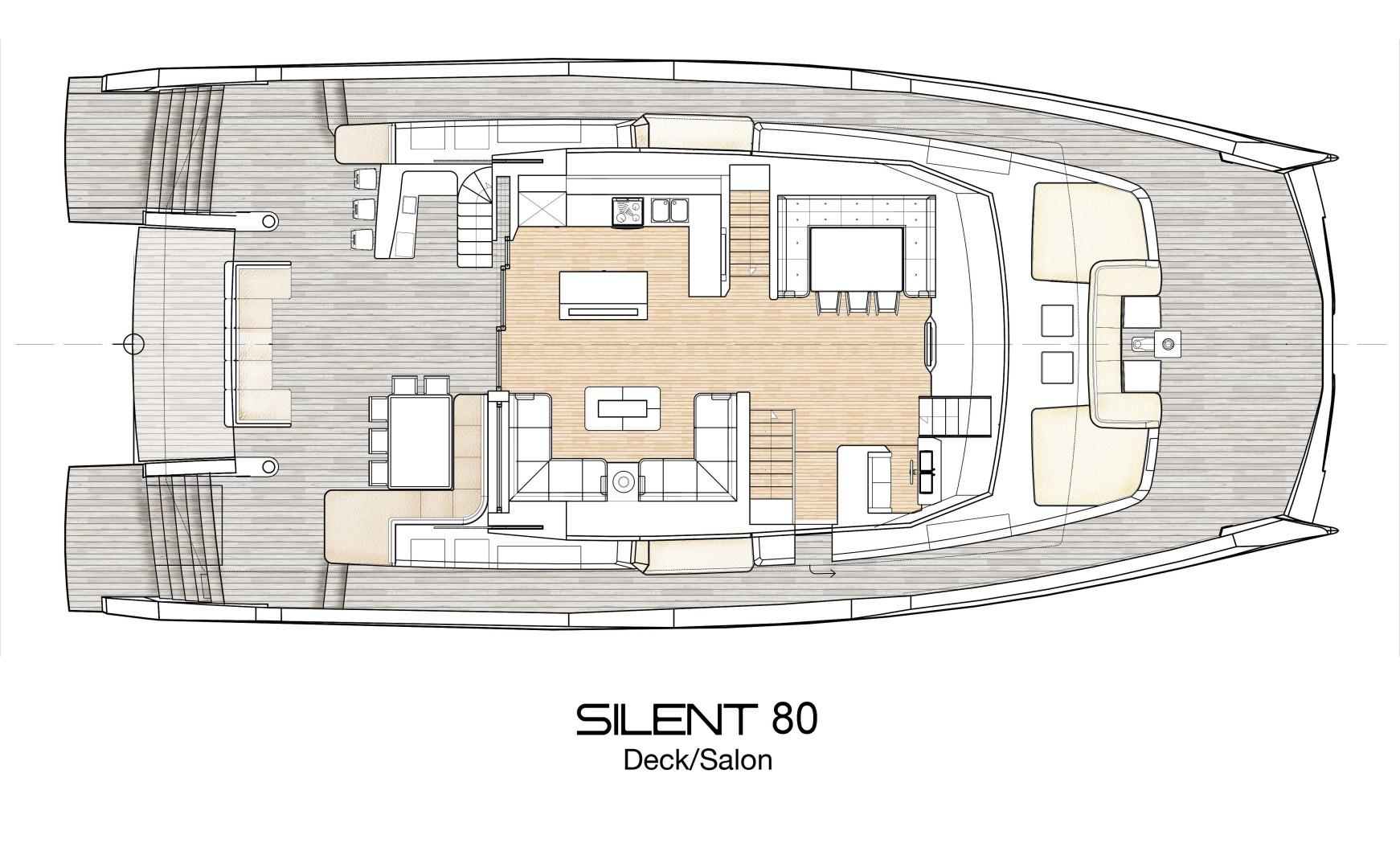 Silent-Yachts-Silent 80  2020-SILENT 80 Ancona-Italy-1262647 | Thumbnail