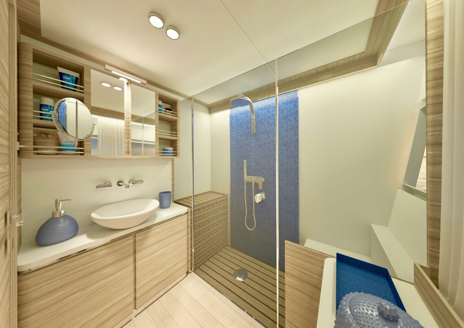 Silent-Yachts-Silent 80  2020-SILENT 80 Ancona-Italy-VIP bath-1262451 | Thumbnail