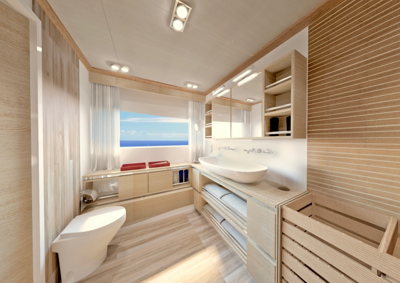 Silent-Yachts-Silent 80  2020-SILENT 80 Ancona-Italy-Master bath-1262448 | Thumbnail