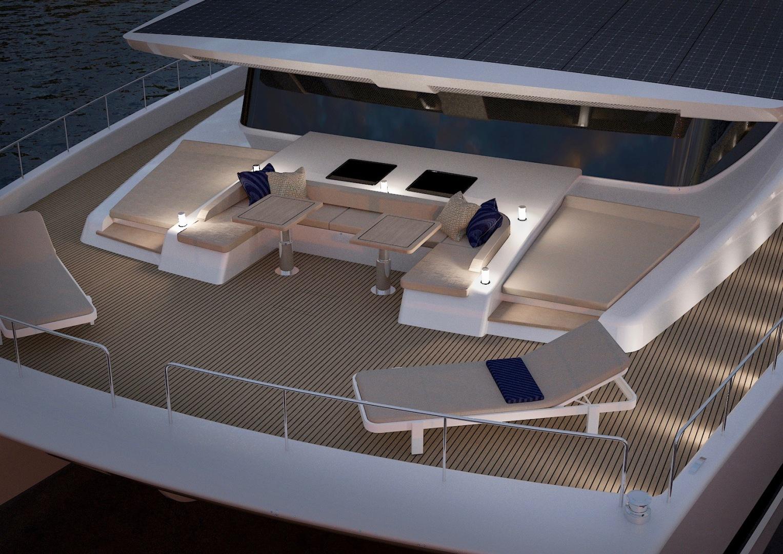 Silent-Yachts-Silent 80  2020-SILENT 80 Ancona-Italy-Bow seating-1262452 | Thumbnail