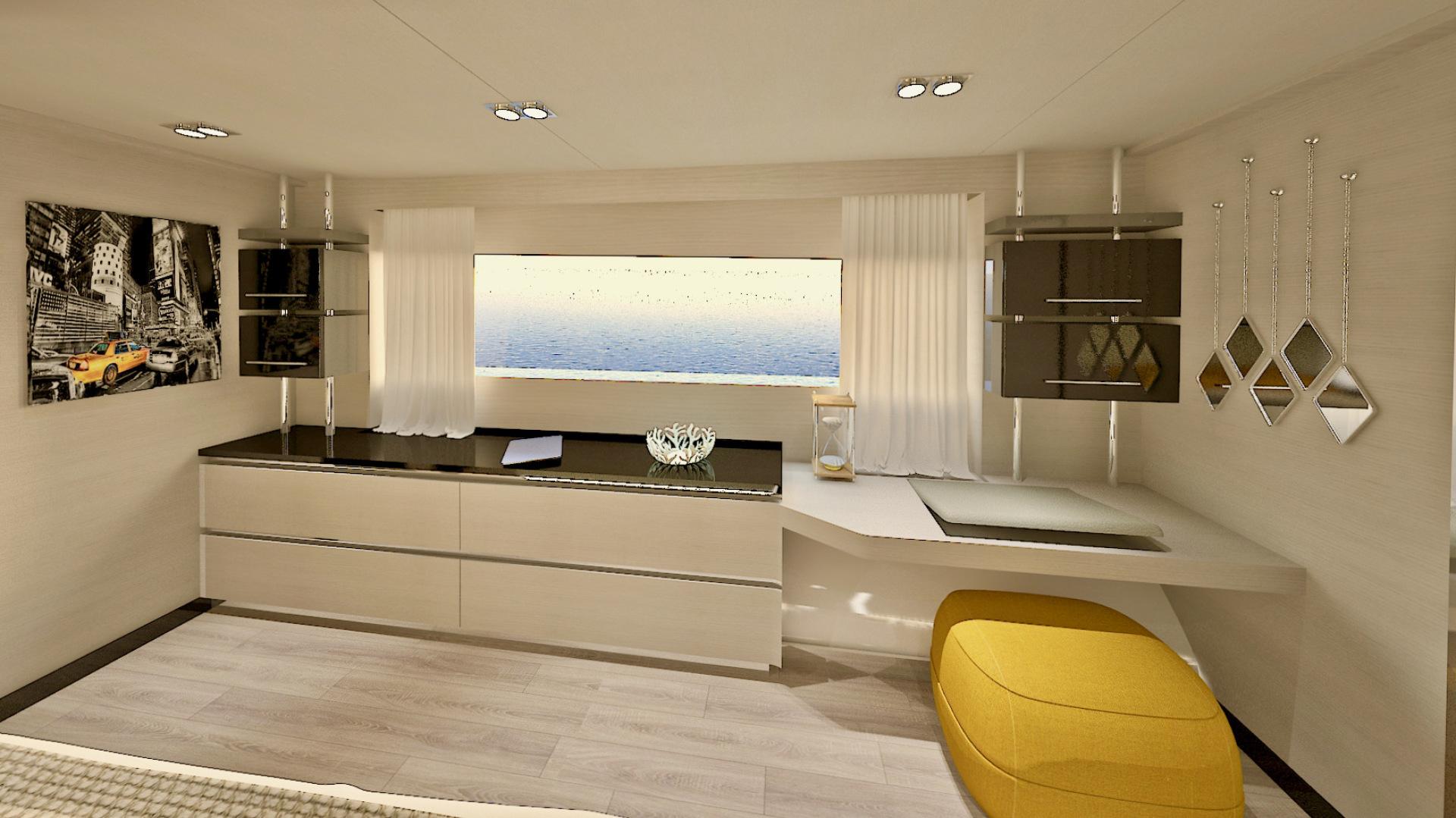 Silent-Yachts-Silent 80  2020-SILENT 80 Ancona-Italy-Master Stateroom-1262447 | Thumbnail