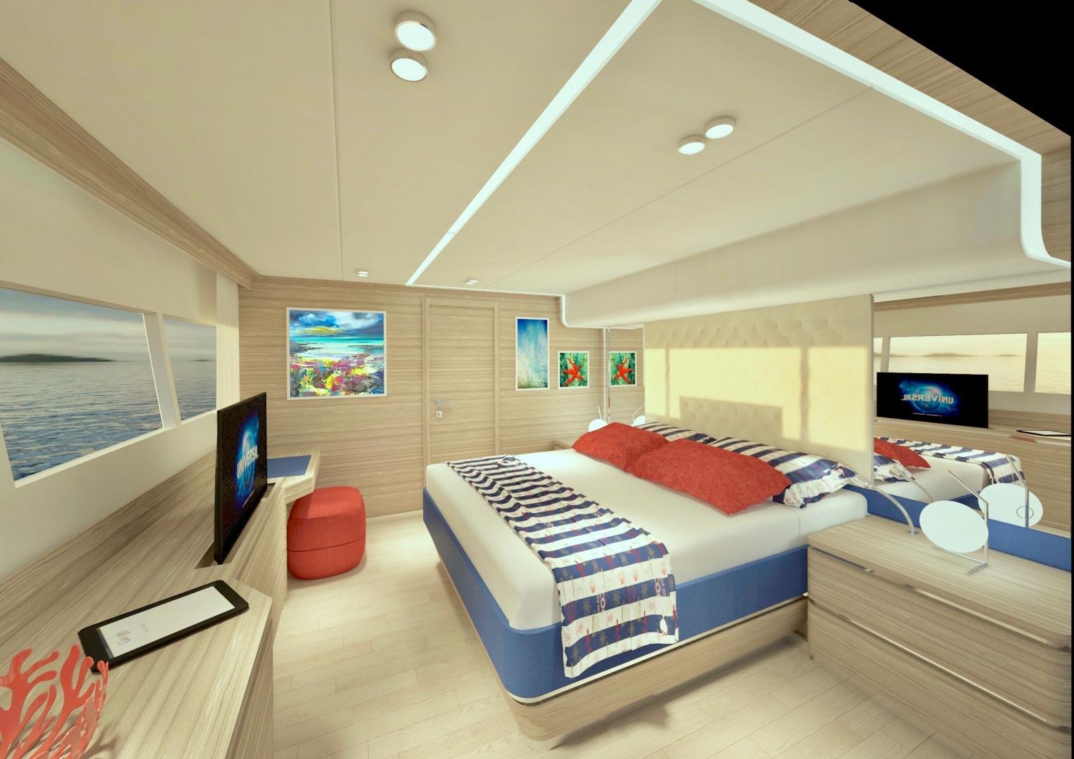 Silent-Yachts-Silent 80  2020-SILENT 80 Ancona-Italy-VIP stateroom-1262450 | Thumbnail