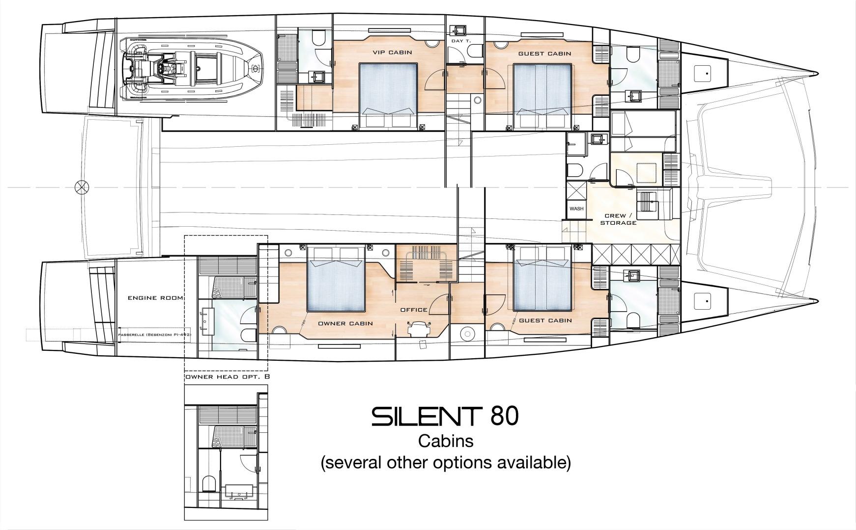 Silent-Yachts-Silent 80  2020-SILENT 80 Ancona-Italy-1262648 | Thumbnail