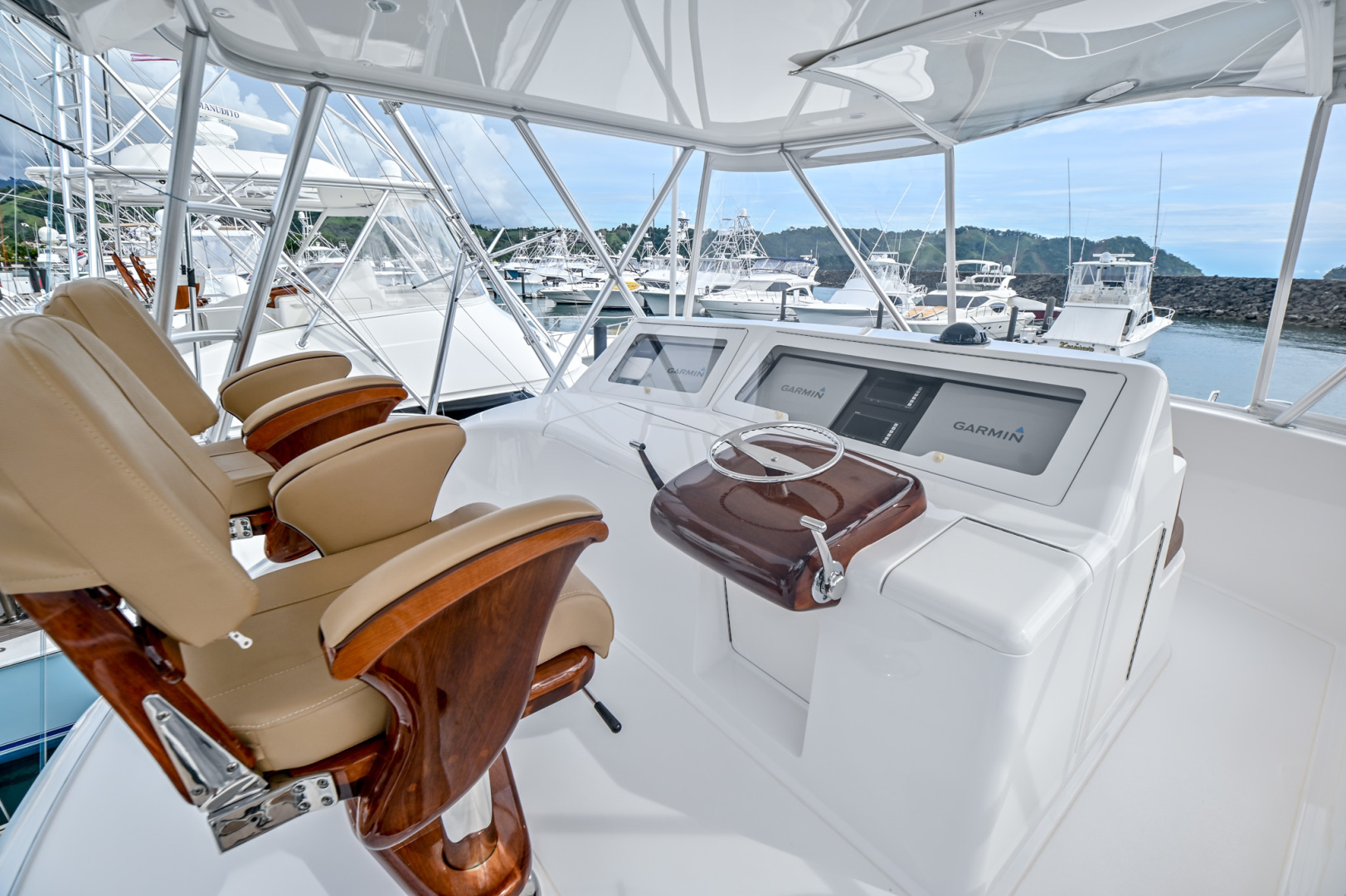 Picture Of: 46' Viking 46 Convertible 2015 Yacht For Sale | 2 of 54