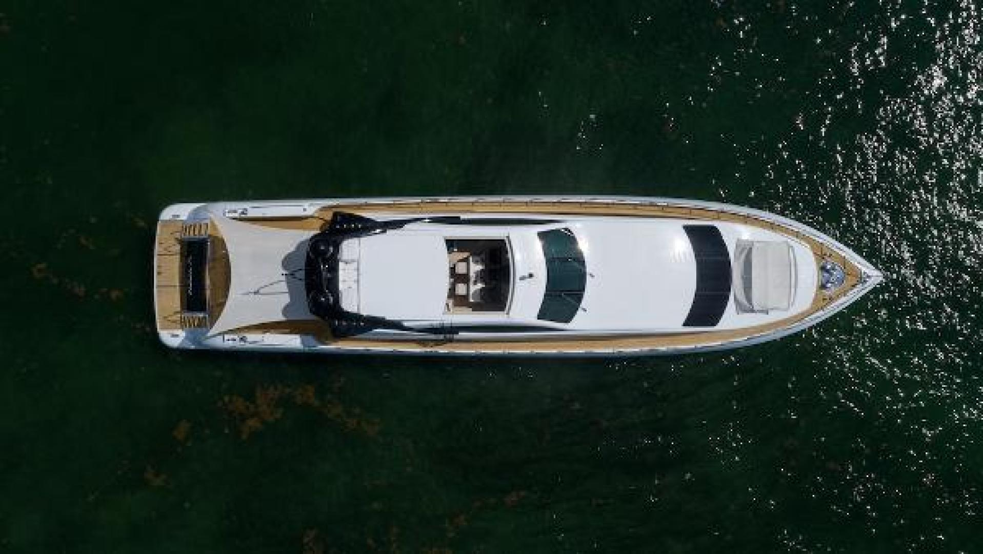 Picture Of: 105' Mangusta 2011 Yacht For Sale | 2 of 100