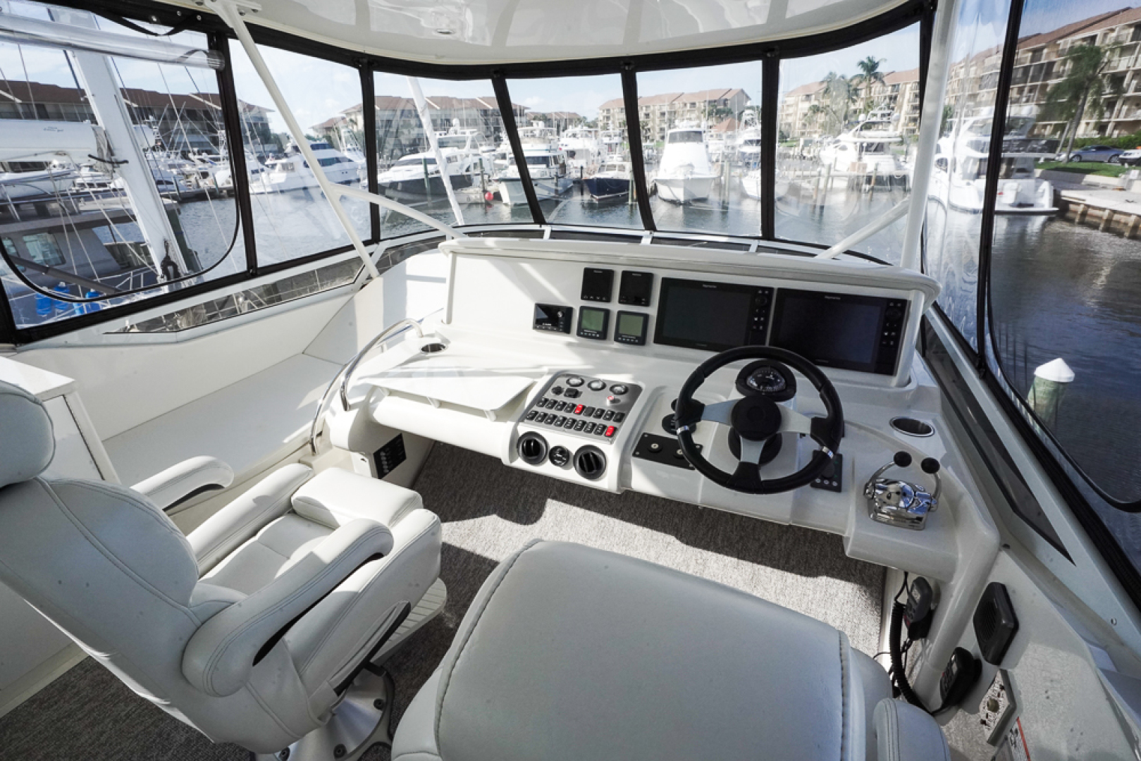 Picture Of: 57' Marquis 55 LS 2007 Yacht For Sale | 2 of 68