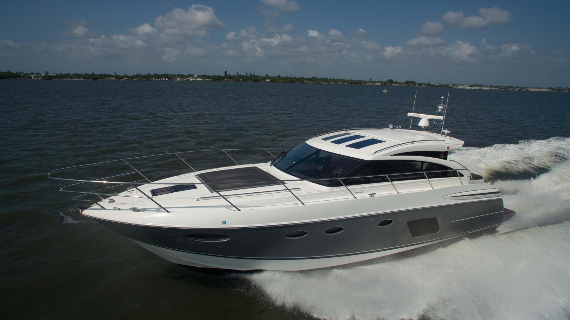 Picture Of: 54' Princess V52 2015 Yacht For Sale | 1 of 74