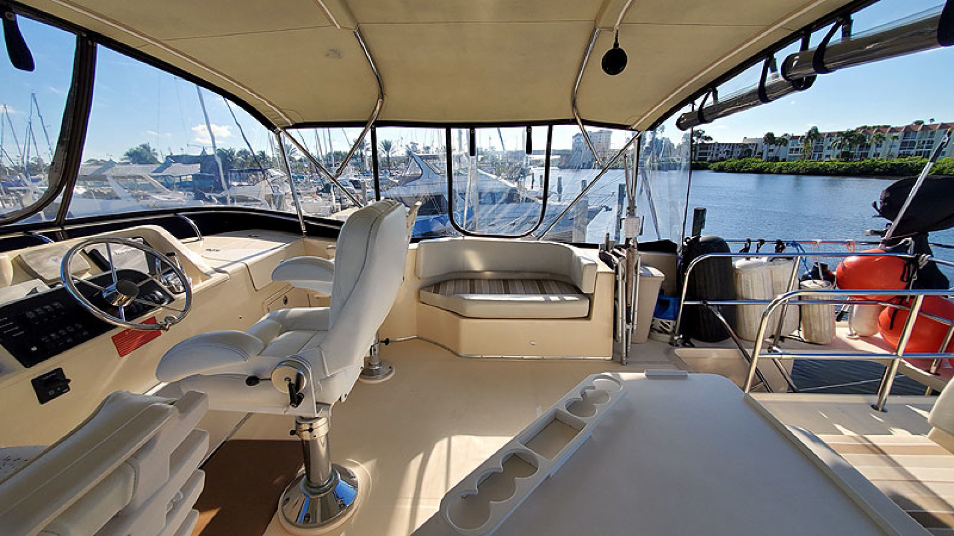 Mainship-430 Sedan 2006-Windy Cove II Venice-Florida-United States-1266393 | Thumbnail