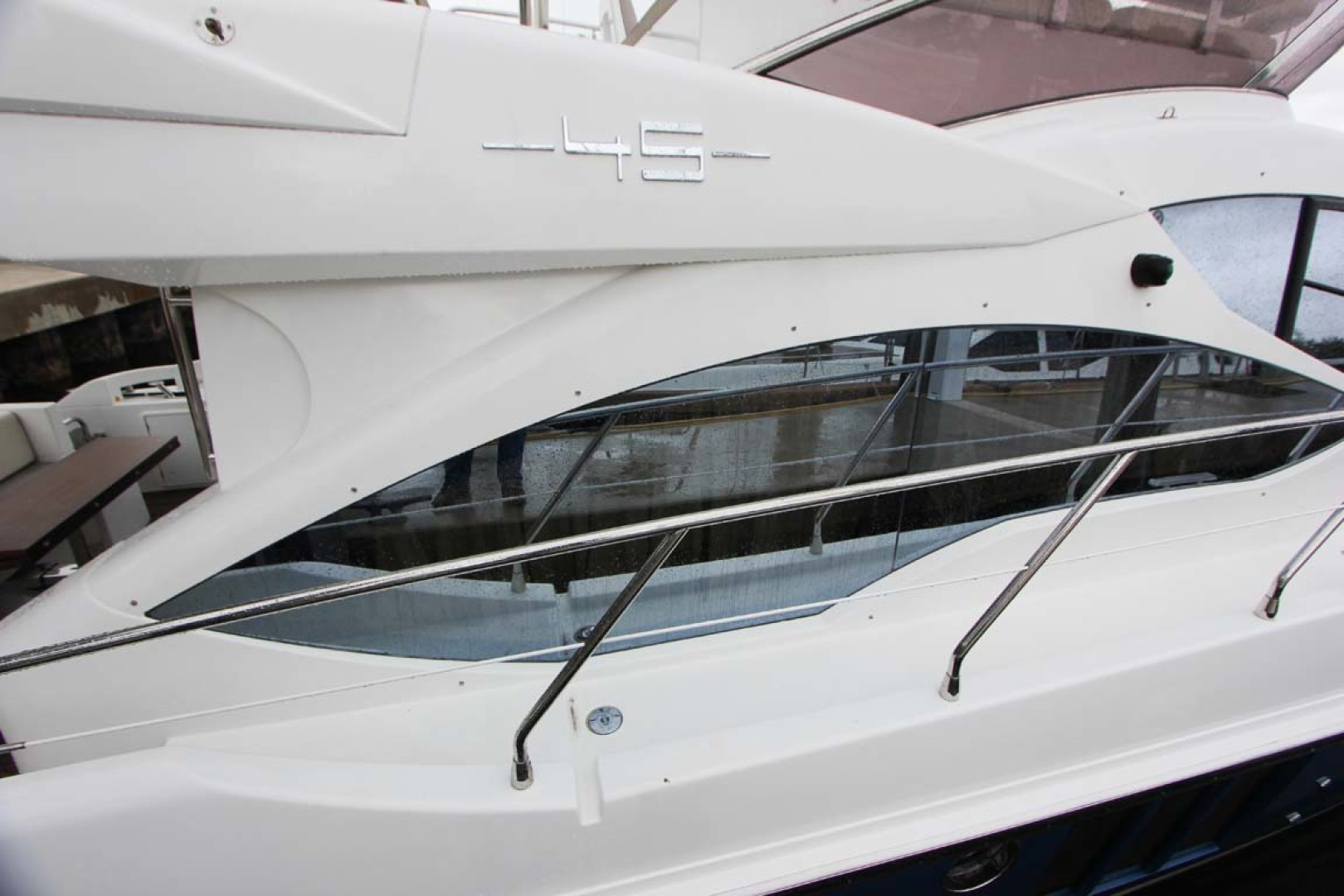 Azimut-45 Flybridge 2016 -Coral Gables-Florida-United States-Starboard Side Deck-1269399   Thumbnail
