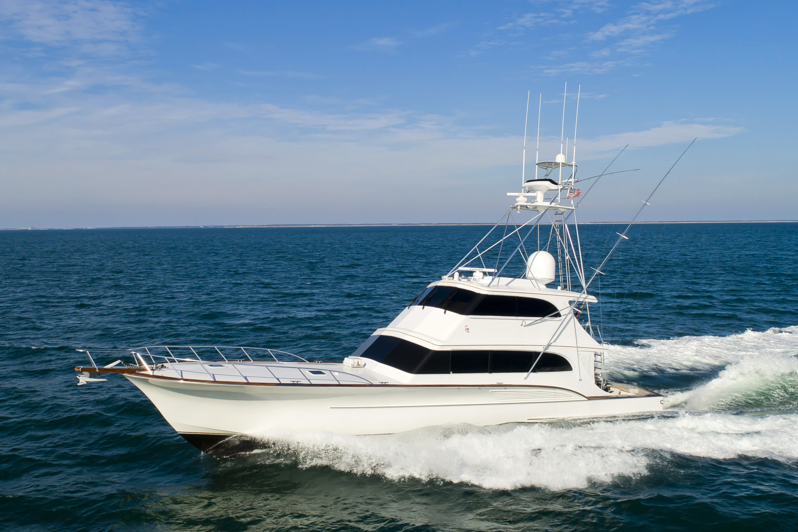 Picture Of: 78' Buddy Davis 78 EB Convertible 2000 Yacht For Sale | 2 of 71