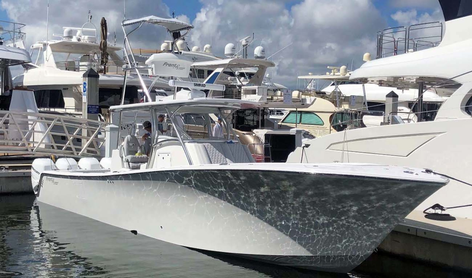 Front Runner-39 Center Console 2021 -Stuart-Florida-United States-Starboard Bow-1266690 | Thumbnail