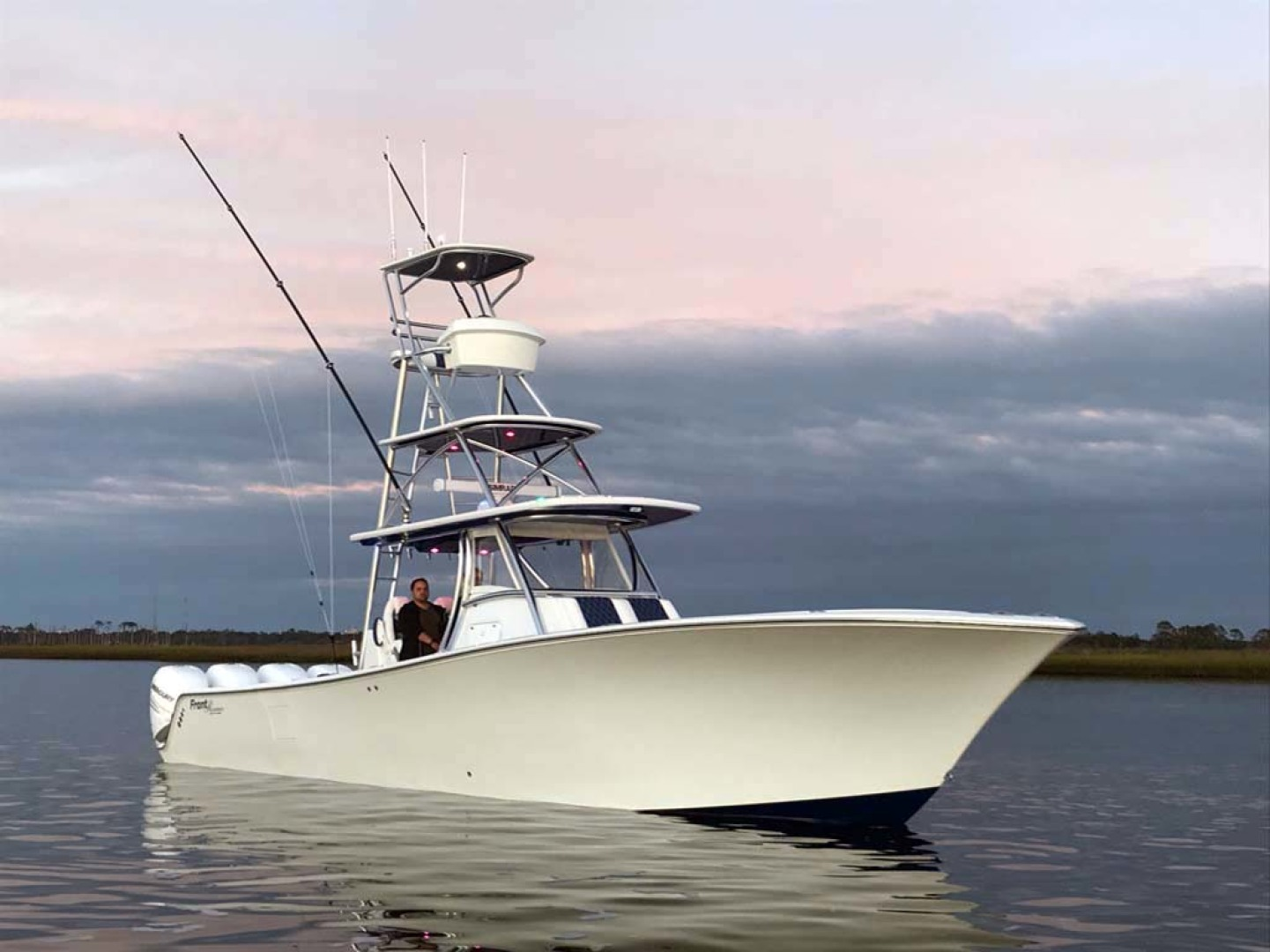 Front Runner-39 Center Console 2021 -Stuart-Florida-United States-Starboard View-1266688 | Thumbnail