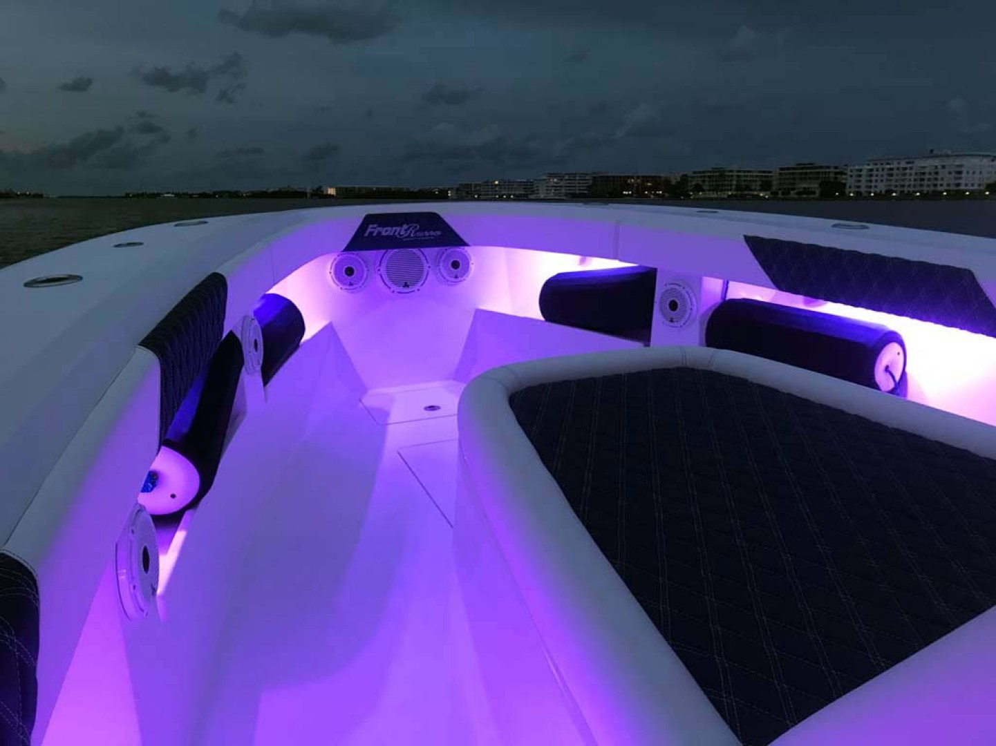 Front Runner-39 Center Console 2021 -Stuart-Florida-United States-Foredeck with LED Lights-1266695 | Thumbnail