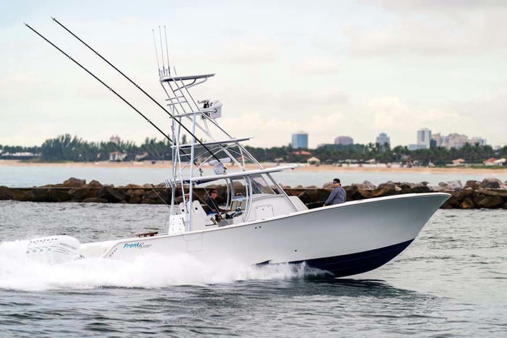 Front Runner-39 Center Console 2021 -Stuart-Florida-United States-Starboard Running-1266701 | Thumbnail