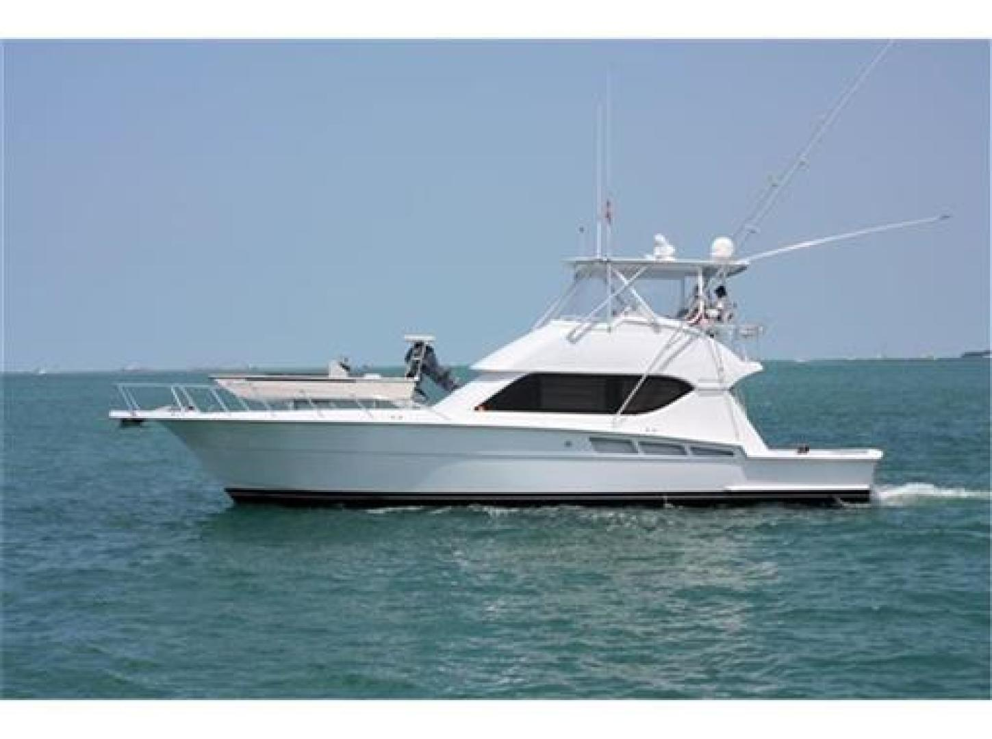 Picture Of: 50' Hatteras 50 Convertible 2002 Yacht For Sale | 1 of 37