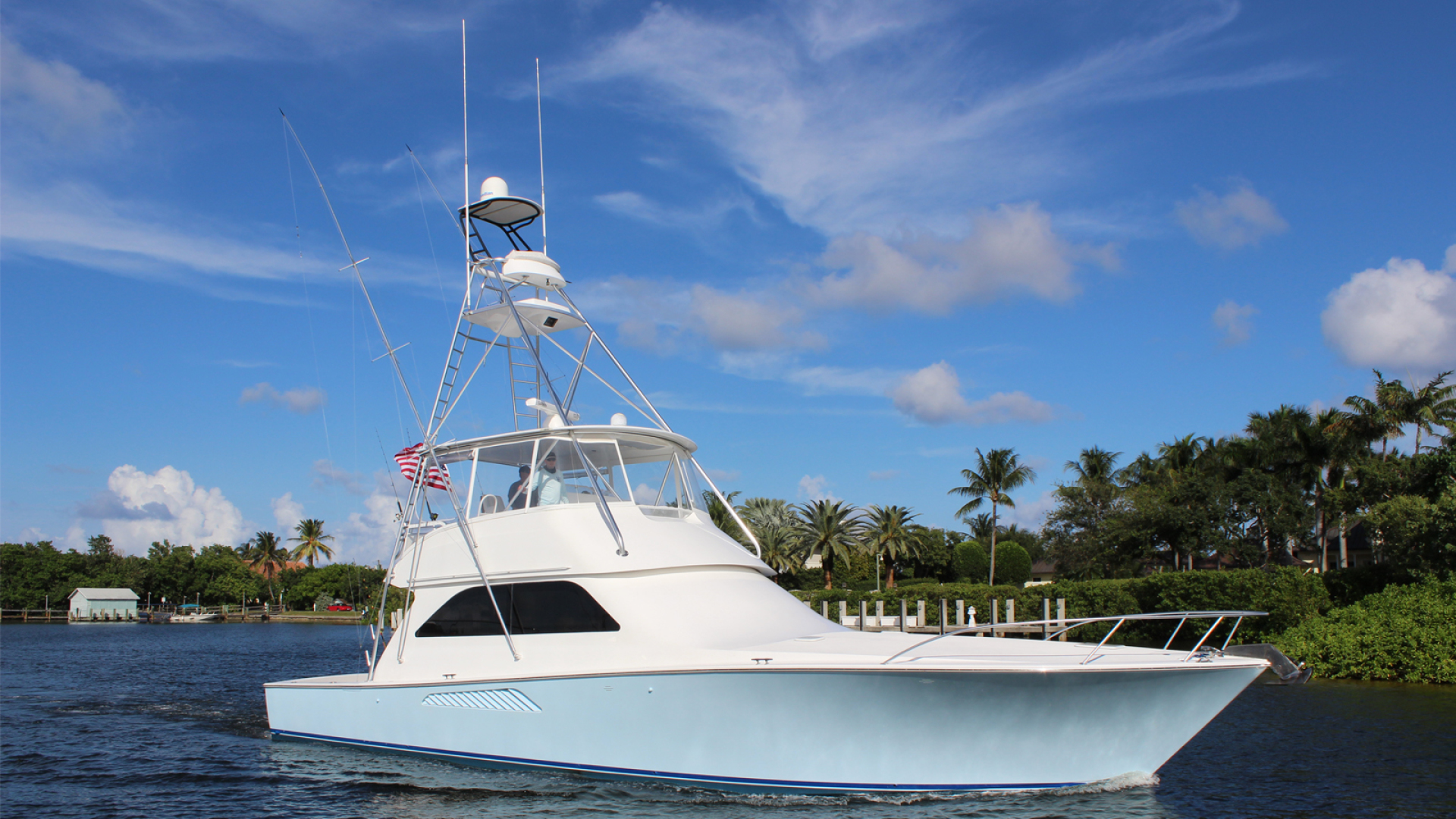Picture Of: 52' Viking 52 Convertible 2005 Yacht For Sale | 1 of 46