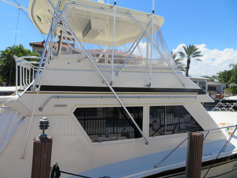 Hatteras 1988-HIGH BID Pompano Beach-Florida-United States-1268188   Thumbnail