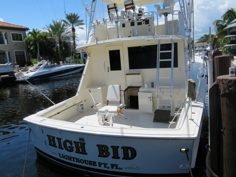 Hatteras 1988-HIGH BID Pompano Beach-Florida-United States-1268192   Thumbnail
