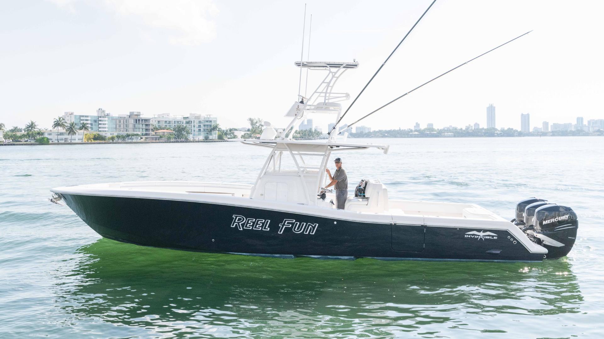 Invincible-39 2016-Reel Fun Miami-Florida-United States-1268301 | Thumbnail
