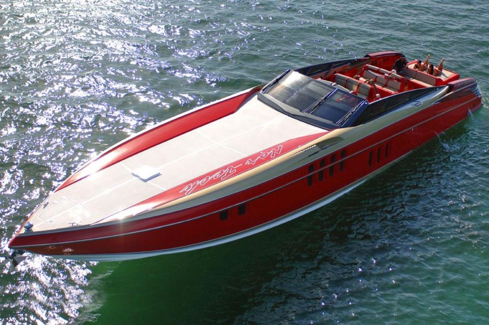 Picture Of: 80' Nor-Tech 80 Roadster 2011 Yacht For Sale | 2 of 22