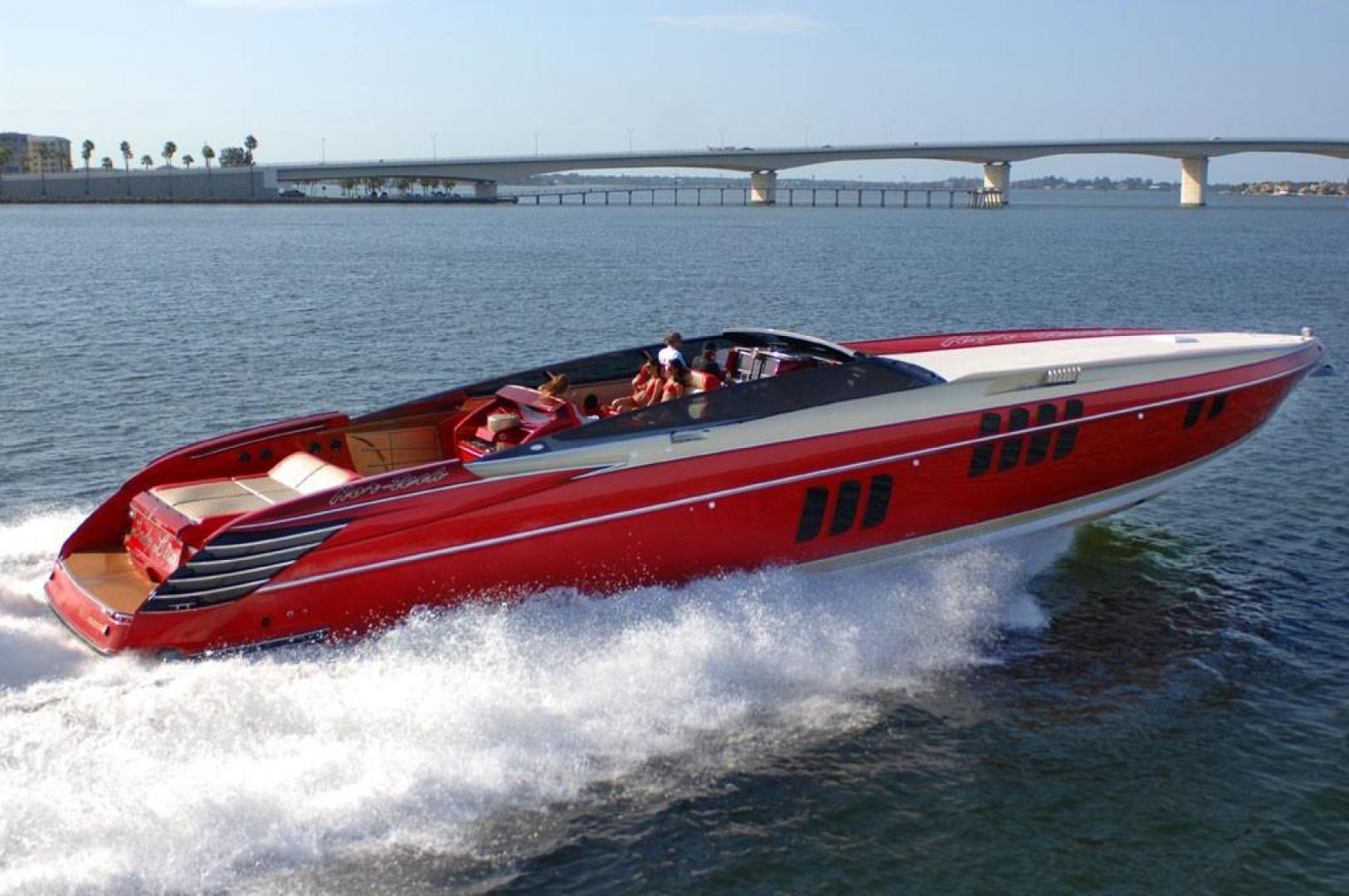 Picture Of: 80' Nor-Tech 80 Roadster 2011 Yacht For Sale | 1 of 22