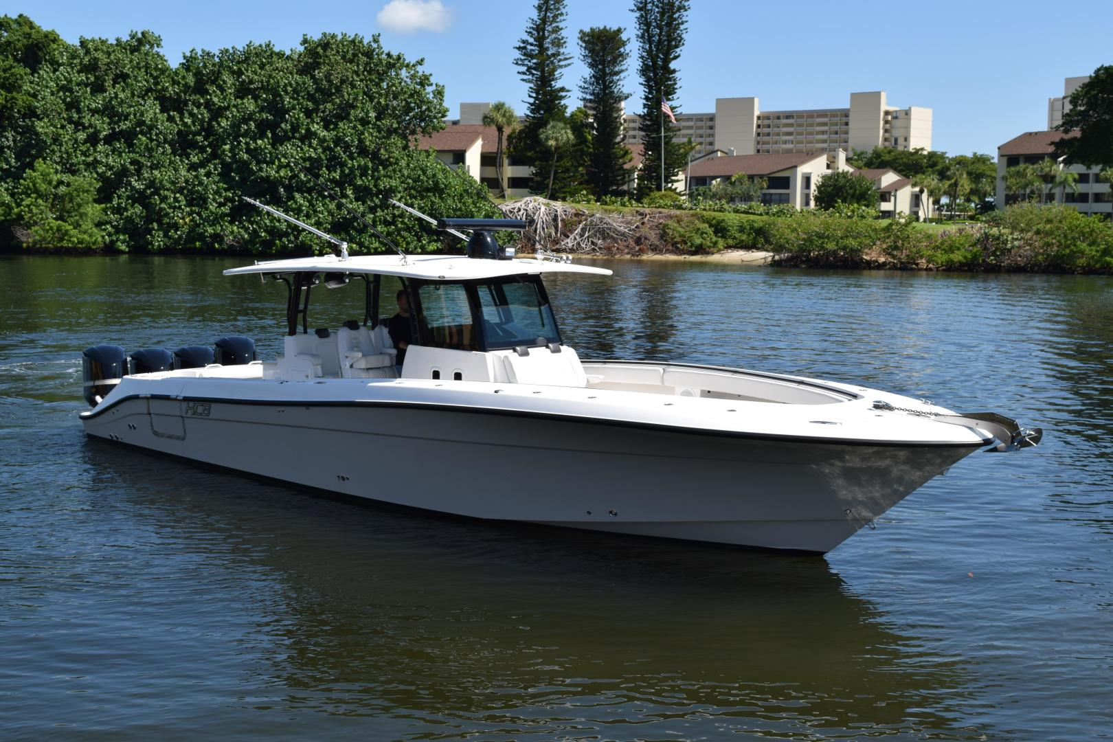 Picture Of: 41' Hydra-Sports HCB 42 Siesta 2019 Yacht For Sale   1 of 57