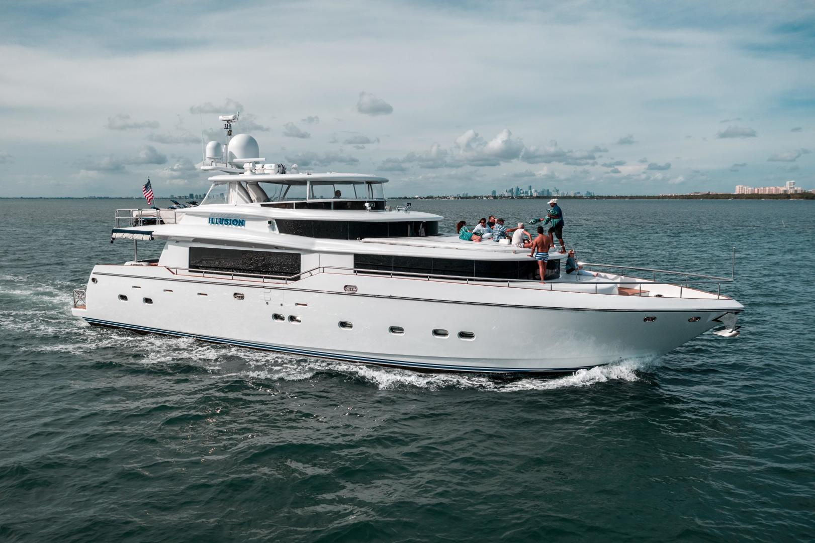 Picture Of: 87' Johnson 2004 Yacht For Sale | 2 of 96