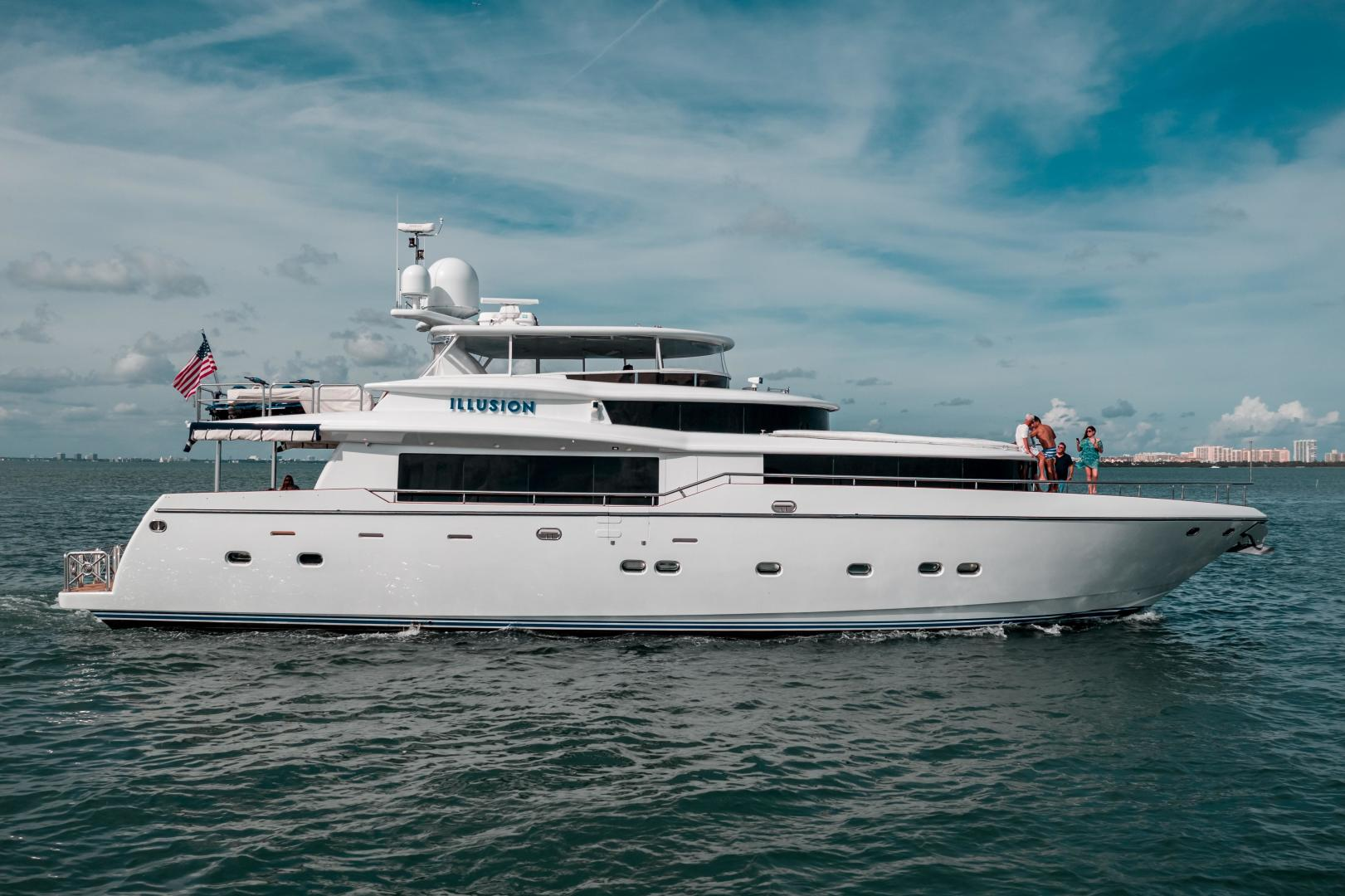 Picture Of: 87' Johnson 2004 Yacht For Sale | 1 of 96