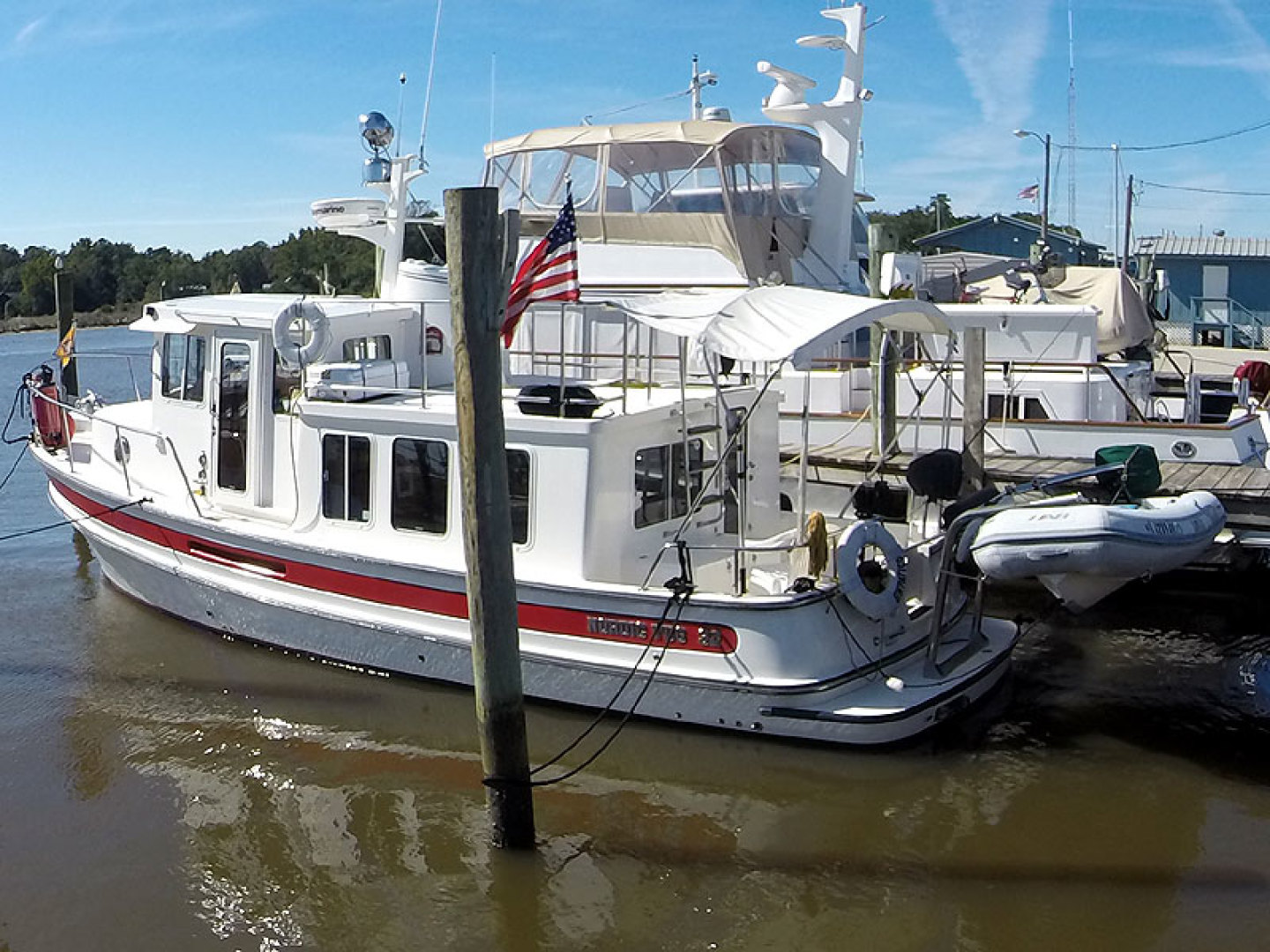 Picture Of: 33' Nordic Tugs 32 2010 Yacht For Sale | 2 of 50