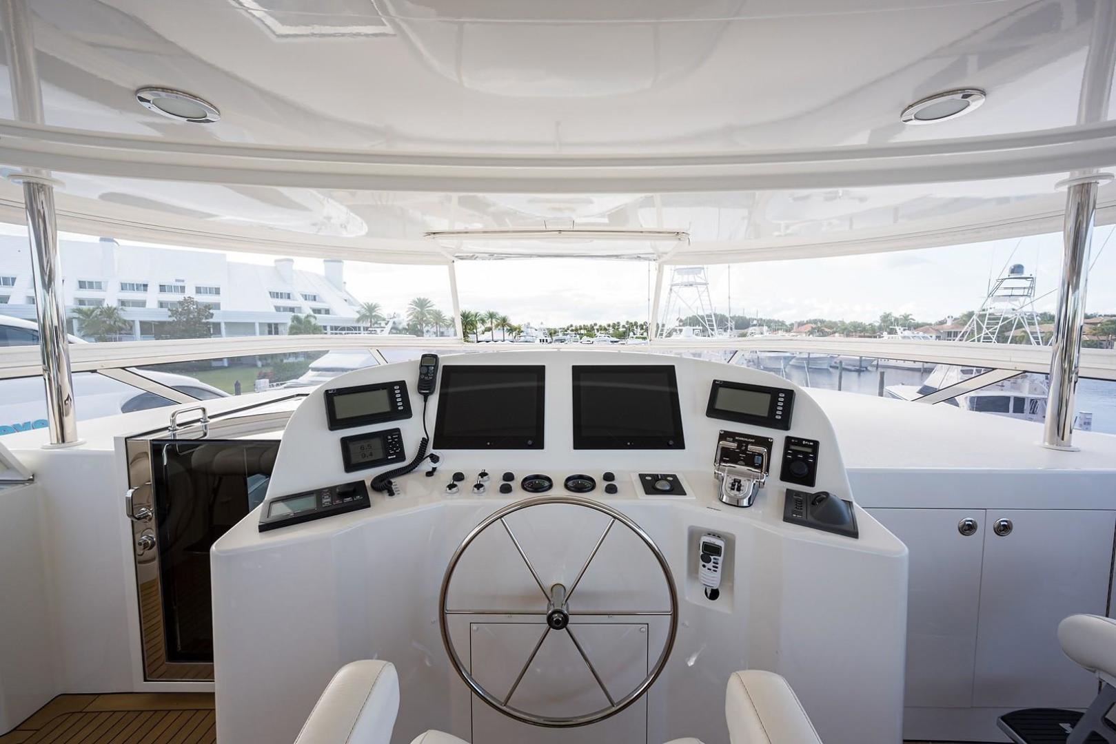 Westport-Motoryacht 2010-Cavallino Fort Lauderdale-Florida-United States-Flybridge/Helm-1270087 | Thumbnail
