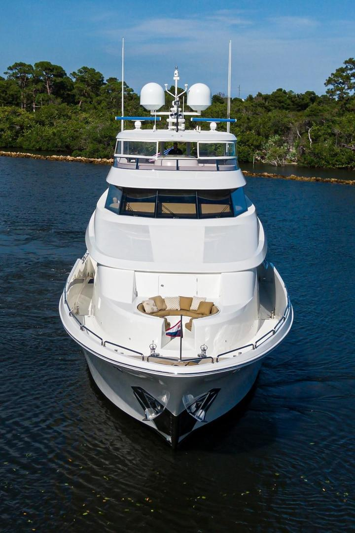 Westport-Motoryacht 2010-Cavallino Fort Lauderdale-Florida-United States-Arial View-1270077 | Thumbnail