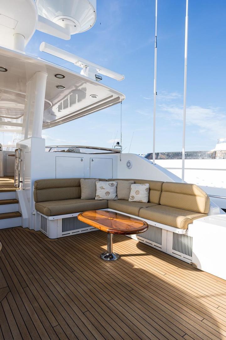 Westport-Motoryacht 2010-Cavallino Fort Lauderdale-Florida-United States-Boat Deck/Seating-1270113 | Thumbnail
