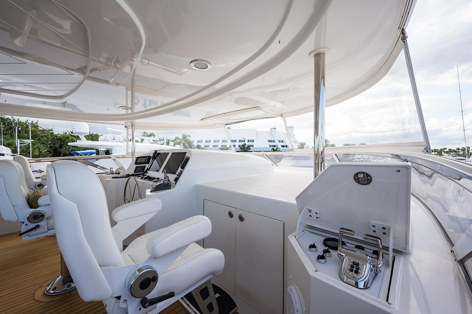 Westport-Motoryacht 2010-Cavallino Fort Lauderdale-Florida-United States-Flybridge/Helm Seats-1270086 | Thumbnail