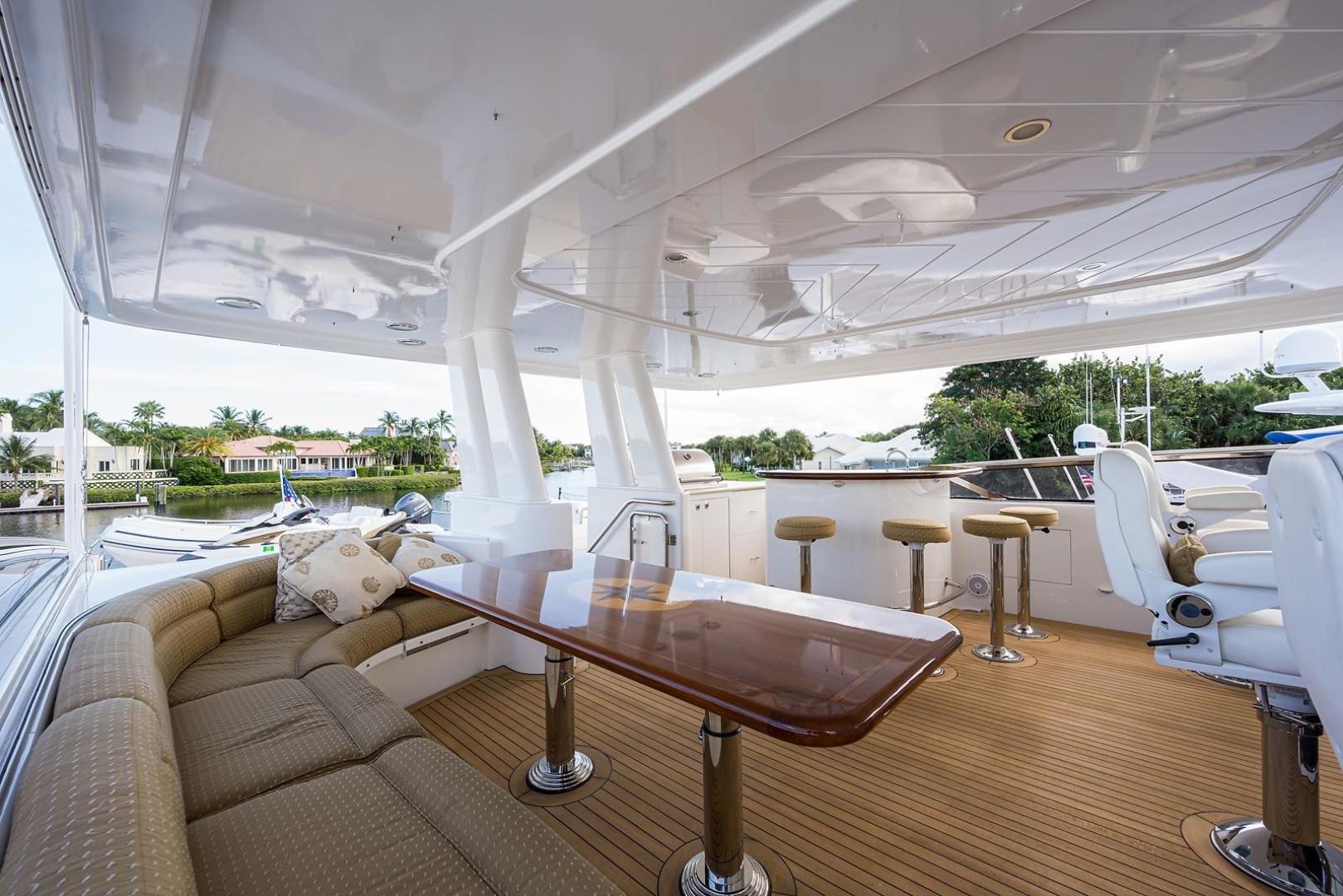 Westport-Motoryacht 2010-Cavallino Fort Lauderdale-Florida-United States-Flybridge/Seating-1270115 | Thumbnail