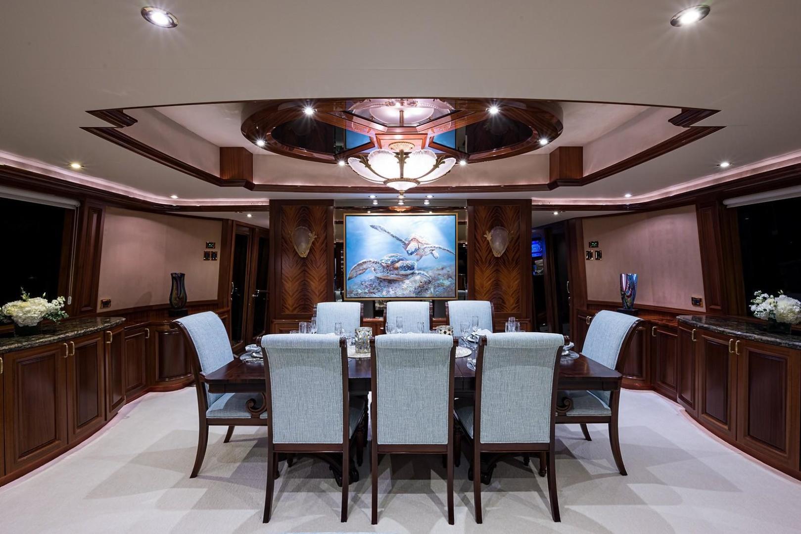 Westport-Motoryacht 2010-Cavallino Fort Lauderdale-Florida-United States-Dining-1270123 | Thumbnail