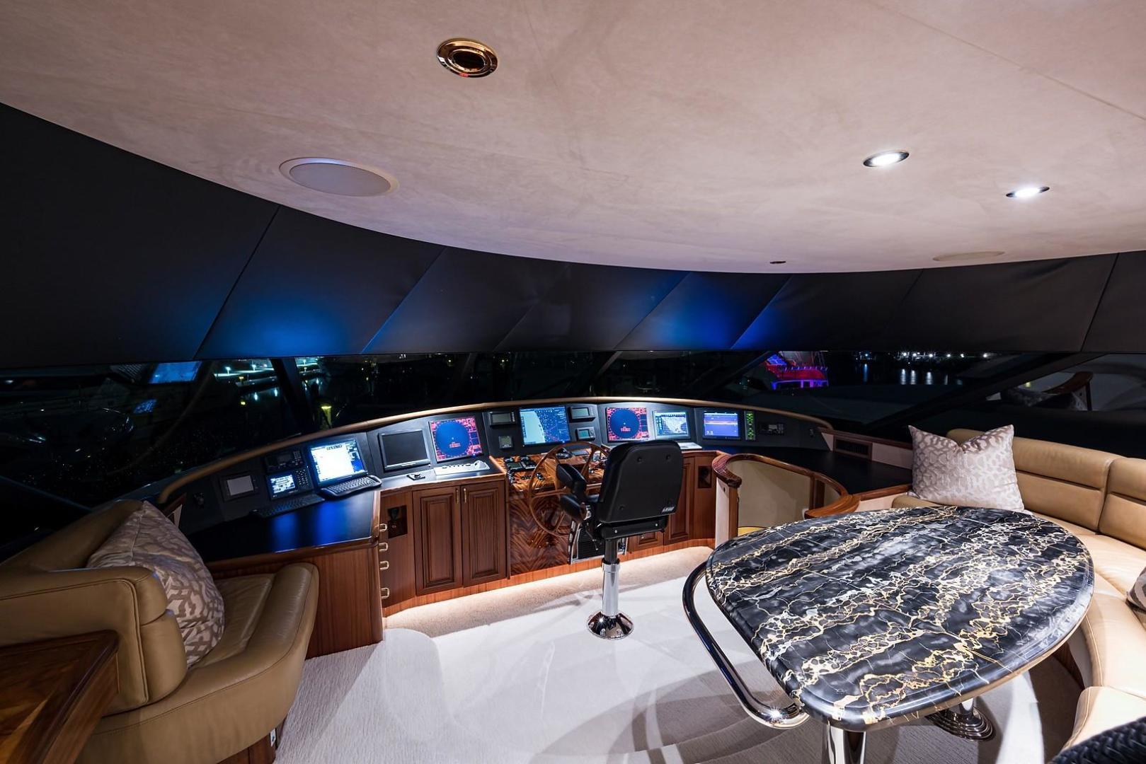 Westport-Motoryacht 2010-Cavallino Fort Lauderdale-Florida-United States-Pilothouse-1270132 | Thumbnail