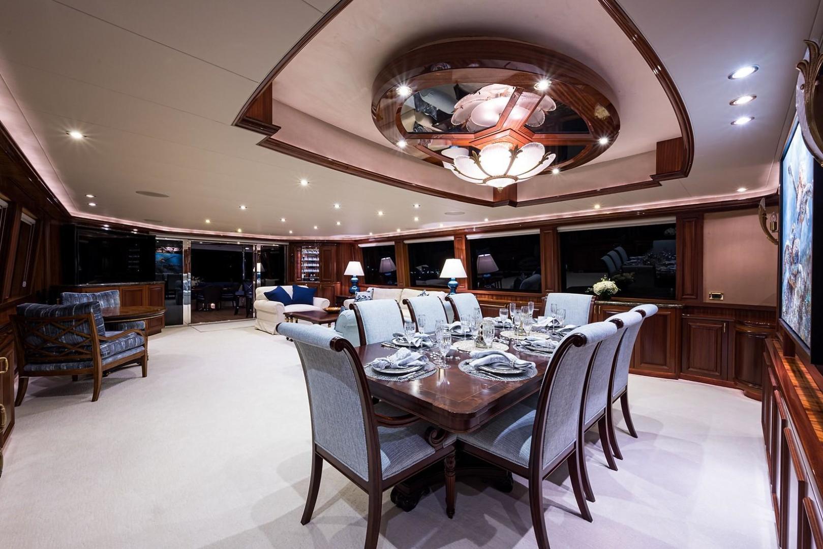 Westport-Motoryacht 2010-Cavallino Fort Lauderdale-Florida-United States-Dining-1270124 | Thumbnail