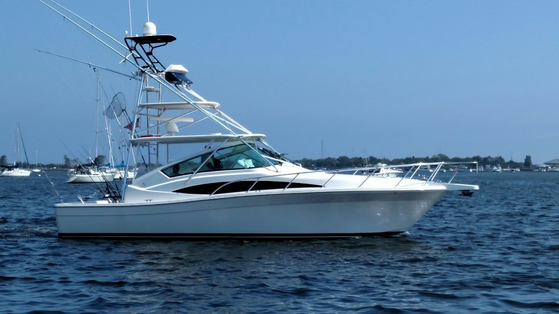 Picture Of: 36' Bertram Sport Fisherman 2006 Yacht For Sale | 1 of 33