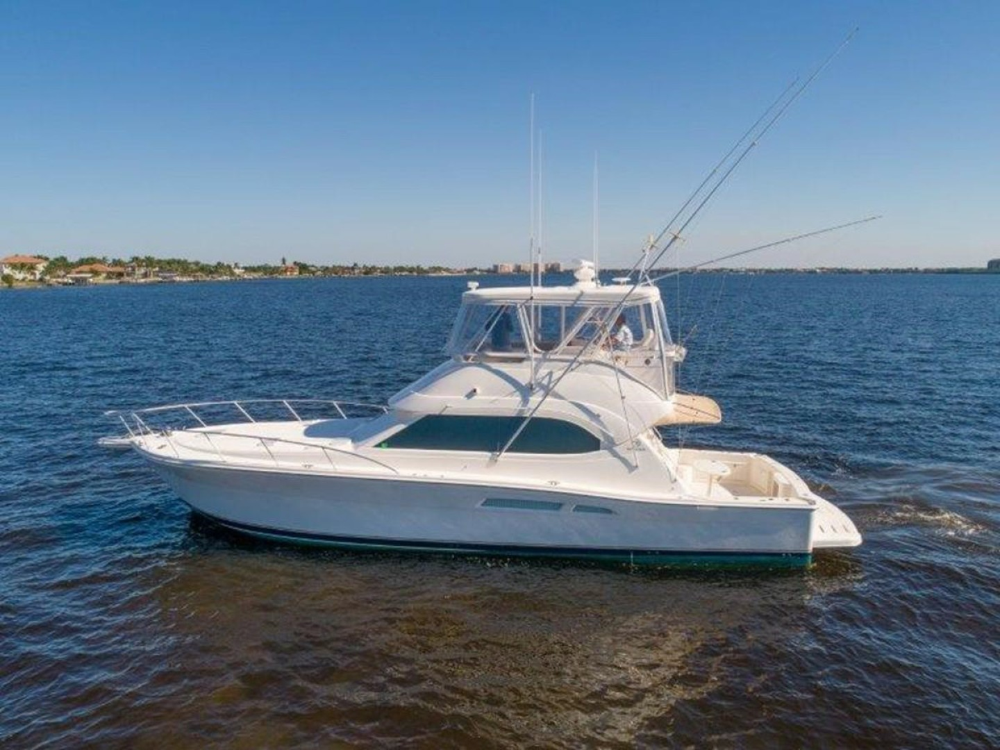 Picture Of: 47' Riviera 2006 Yacht For Sale | 1 of 30